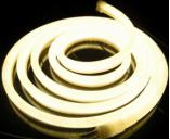Гибкий неон - LED Neon Flex, цвет теплый белый, 16*26мм, цена за 1 м