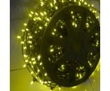 LED Клип Лайт, шаг 150 мм желтый, с трансформатором