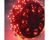 LED Клип Лайт, шаг 150 мм красный, с трансформатором