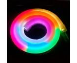 Гибкий неон - LED Neon Flex, цвет RGB (мульти), 16*26мм, цена за 1 м