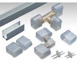 Соединяющие коннекторы для светодиодного неон флекса