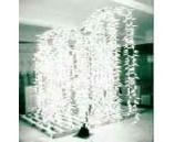 """Световое дерево """"Ива плакучая"""", Белое, 2.5х1.5 м"""