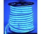 Гибкий неон - LED Neon Flex, цвет синий, 16*26мм, цена за 1 м