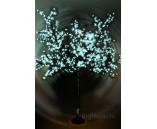 """Светодиодное дерево """"Сакура"""", Белое, 1.9х1.5 м"""