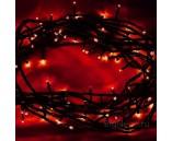 10 м, Светодиодная гирлянда Твинкл Лайт, красная