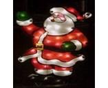 Световая фигура. Дед Мороз