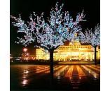 """Светодиодное дерево """"Сакура"""", высота 1.9 м диаметр 1,5 м , мульти"""